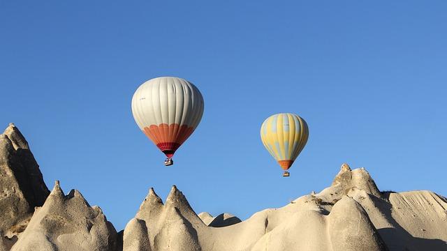 Povratni letalski prevoz v TURČIJO