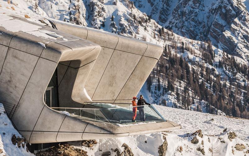 Apartmajske hiše Kronplatz 3* - otvoritev smučarske sezone - ski opening