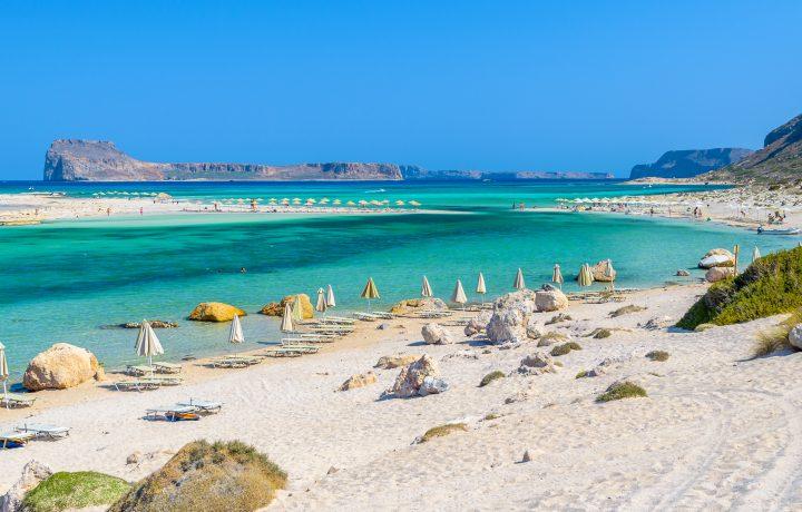 Najlepše plaže Krete
