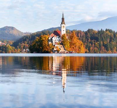 Slovenija #ostajamodoma