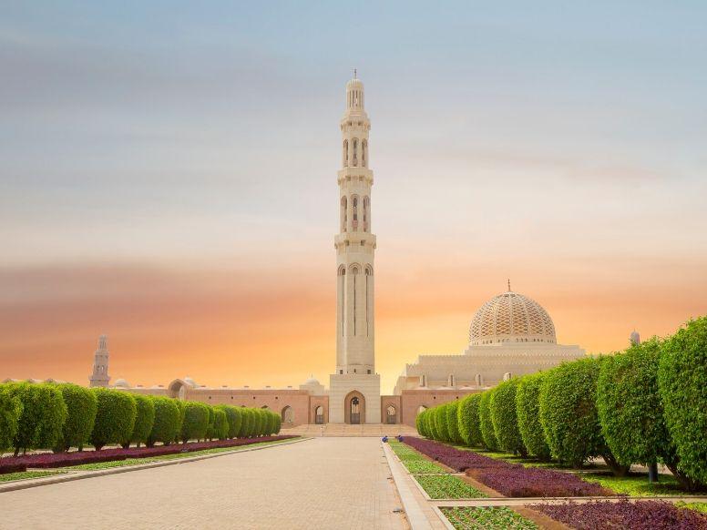 Pogoji vstopa v Oman