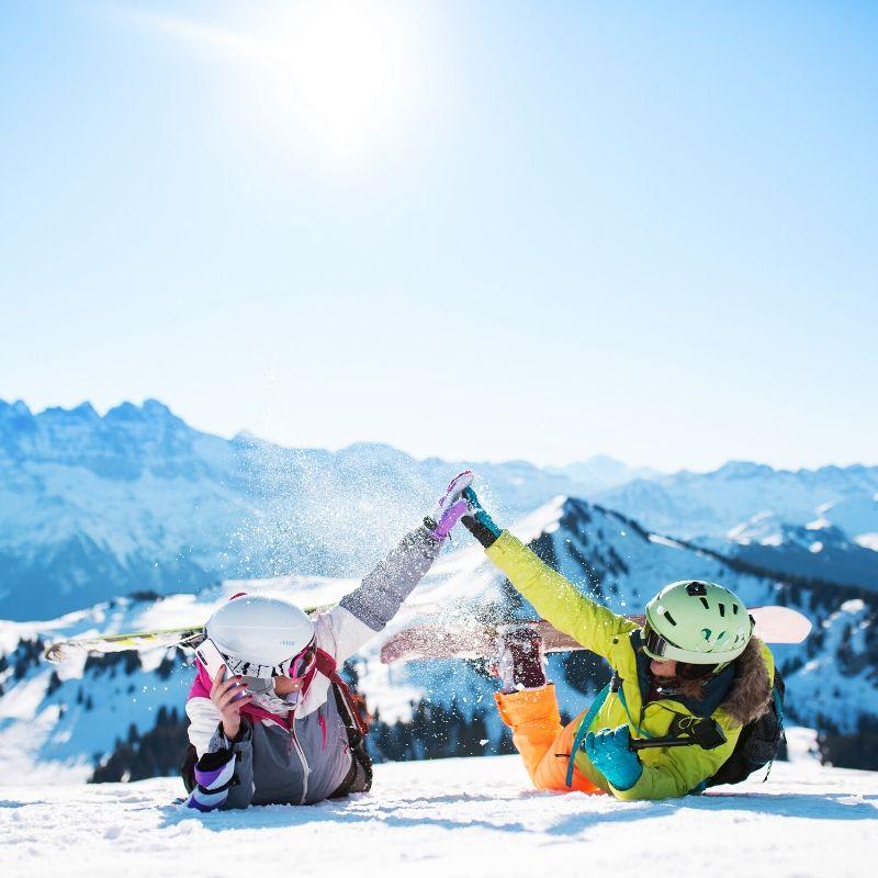 Ski closing 2021
