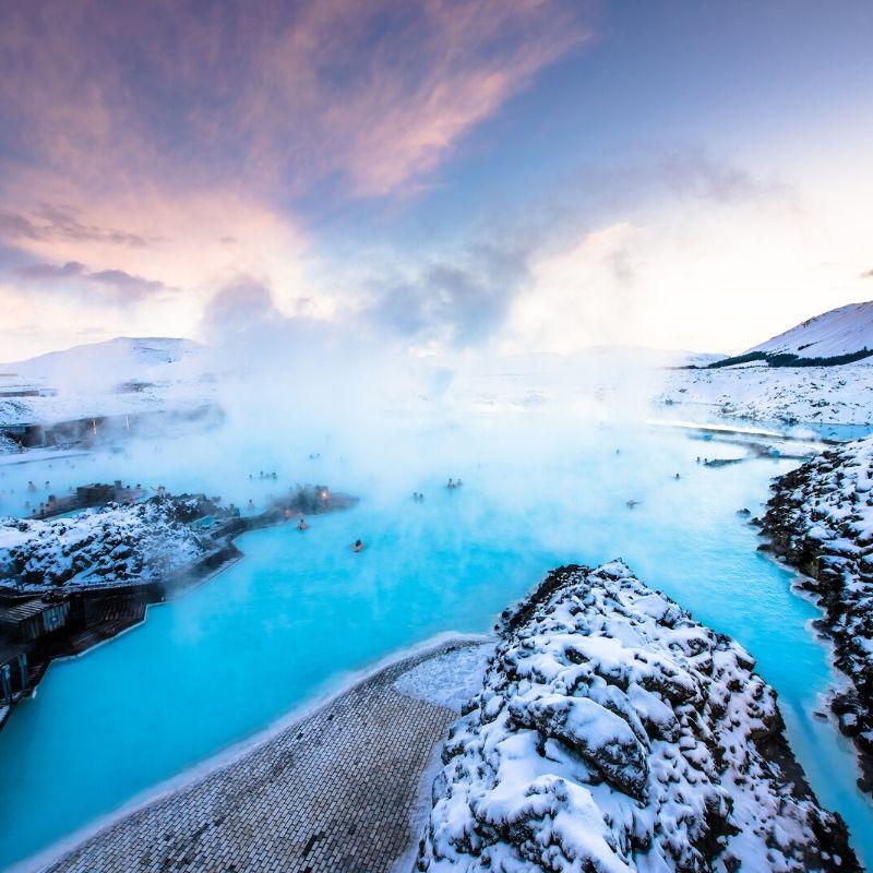 Islandija - Dežela, ki preseneča