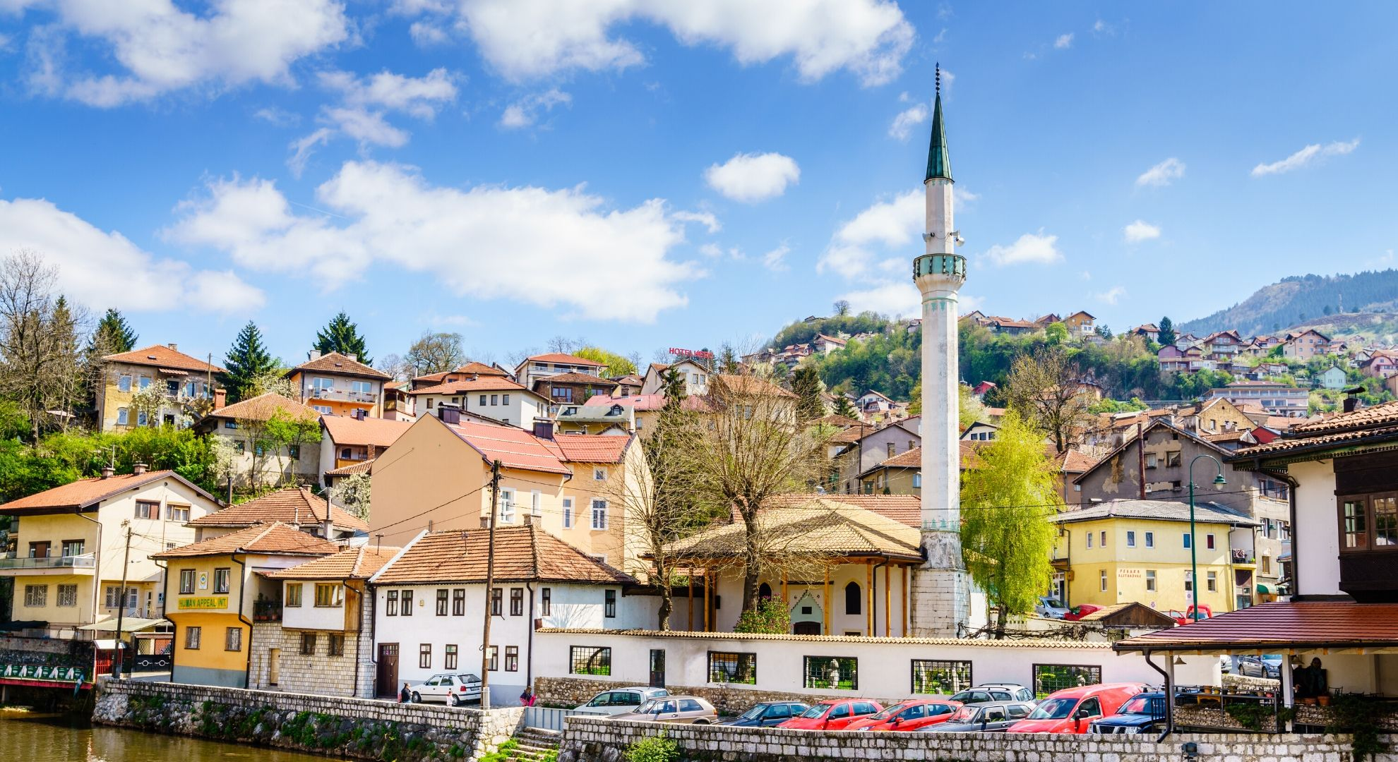 Pogoji vstopa v Bosno in Hercegovino