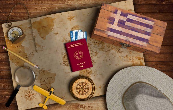 S Kompasom na grške otoke