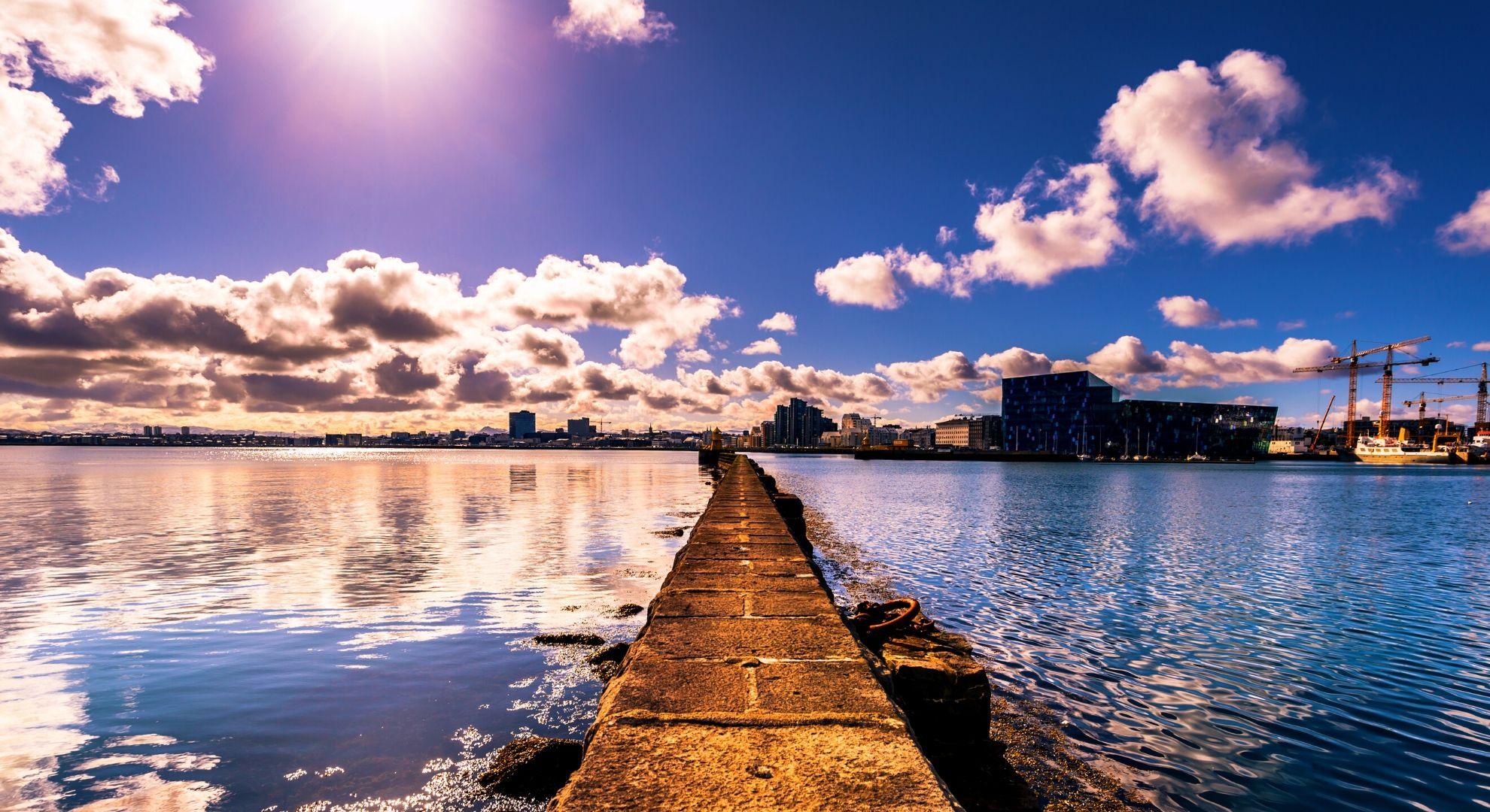 Islandija - Reykjavik