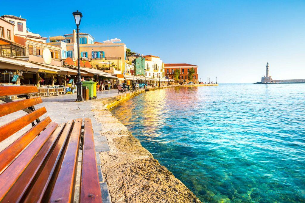 Mesto na Kreti