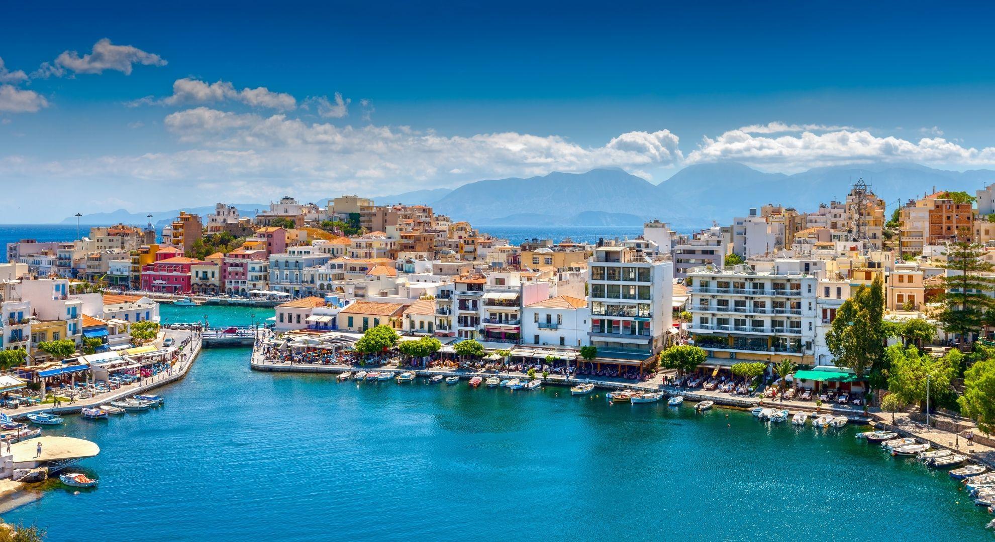 Kulinarično pohodniški vrhunci Krete 8 dni