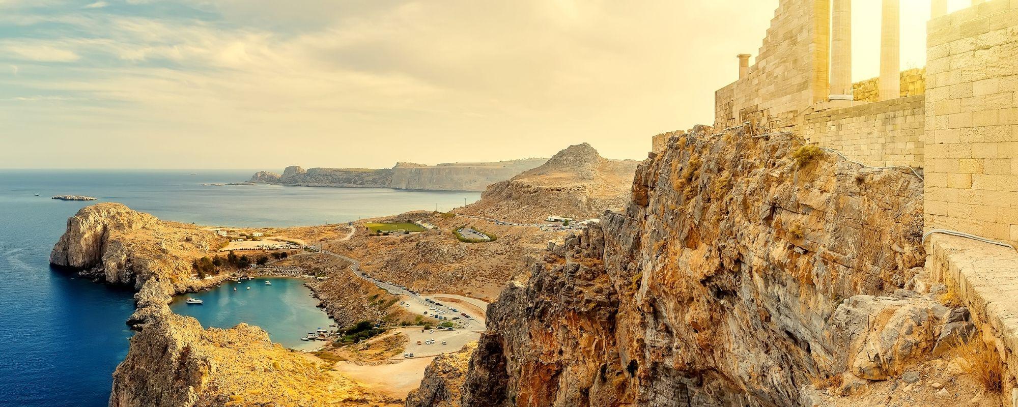 Rodos - otok vitezov in antičnih čudes 8 dni