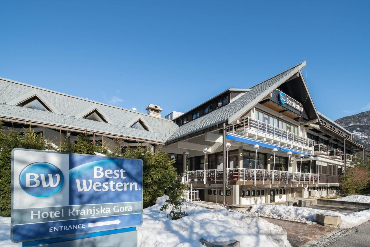 Best Western Kranjska gora (ex Hotel Lek)