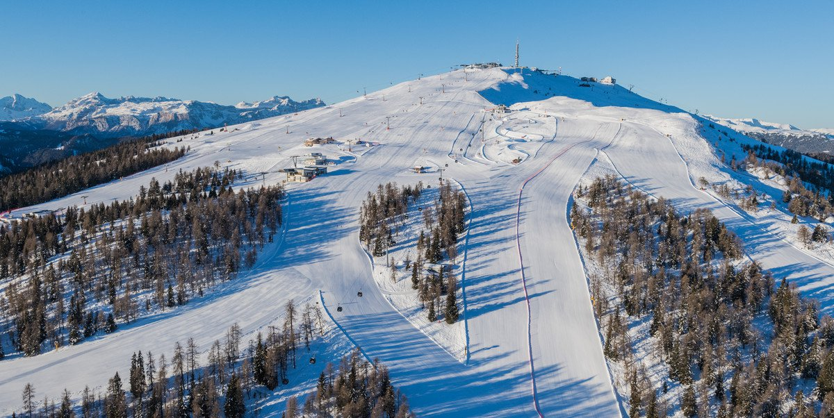 Apartmajske hiše Kronplatz 2-3*- Ski Opening