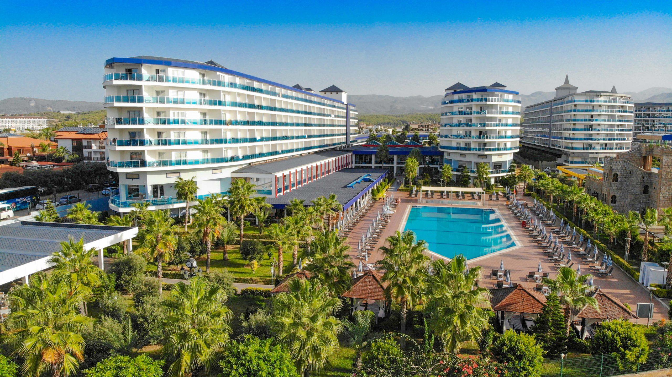 Hotel Eftalia Marin