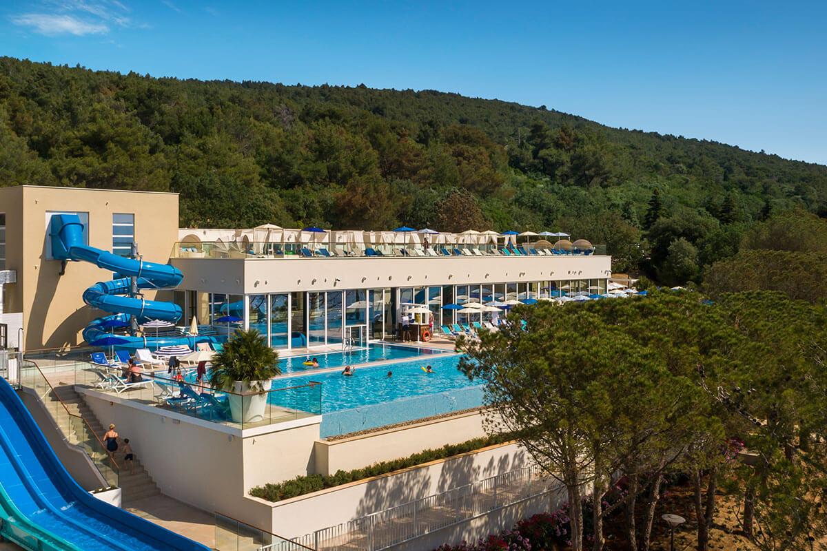 Girandella Valamar Collection Resort - Girandella Maro Suites - Kinderhotels