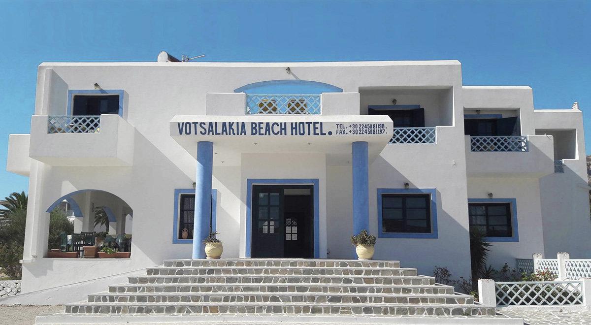 Hotel Votsalakia Beach (AOK)