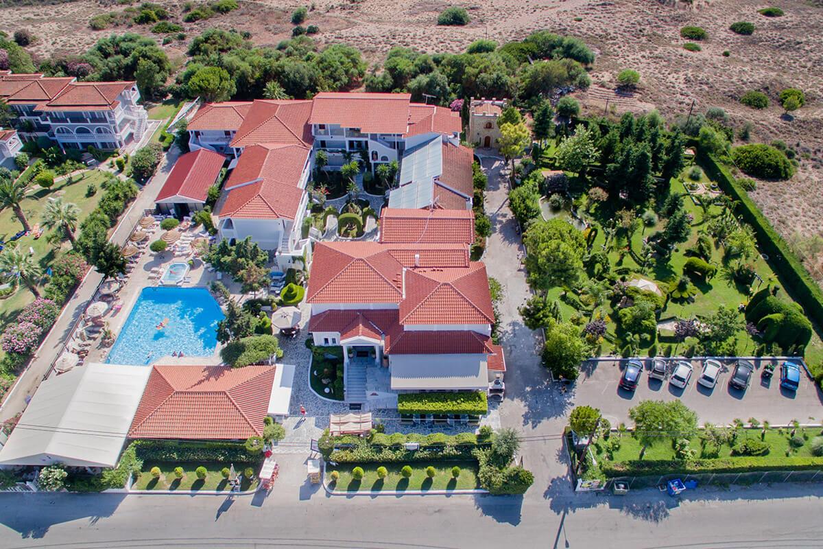 Hotel Louros Beach Hotel