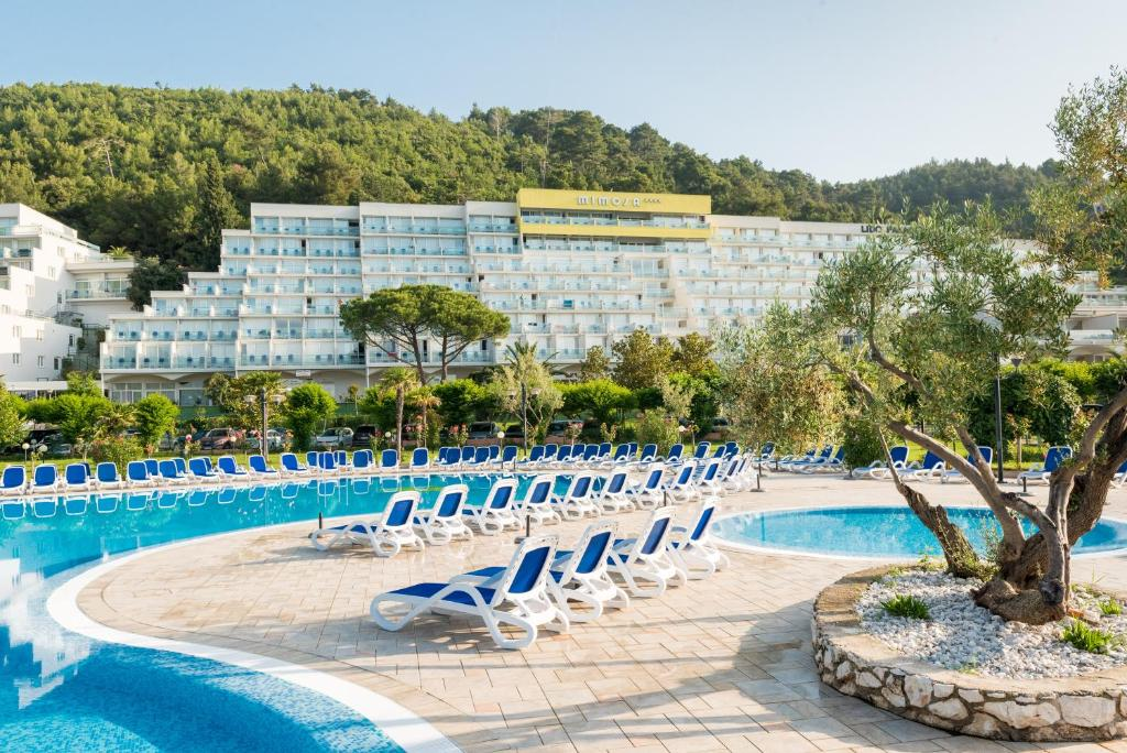 Hotel MIMOSA - LIDO PALACE, Rabac