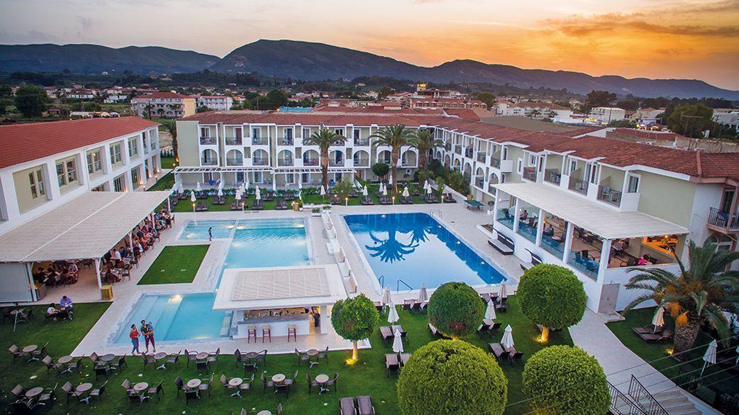 Hotel Zante Park Best Western