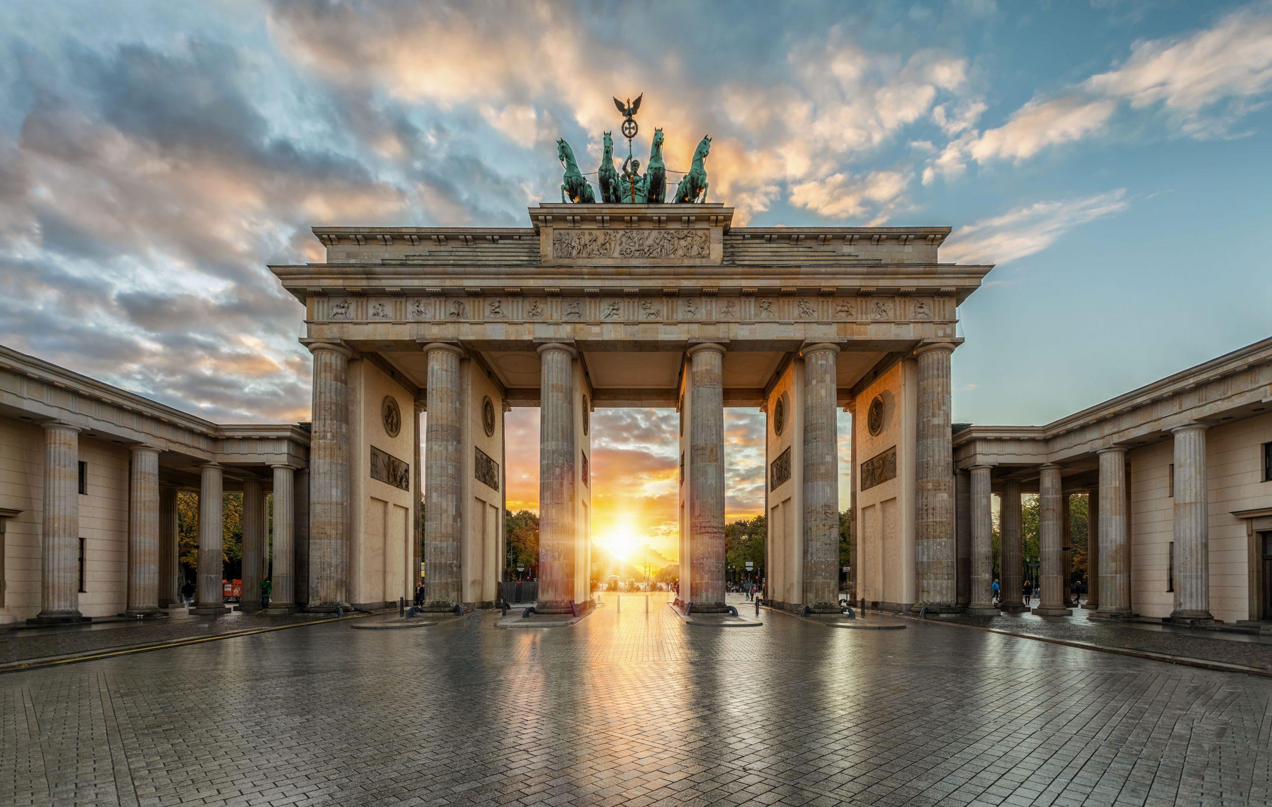Berlin z letalom 4 dni