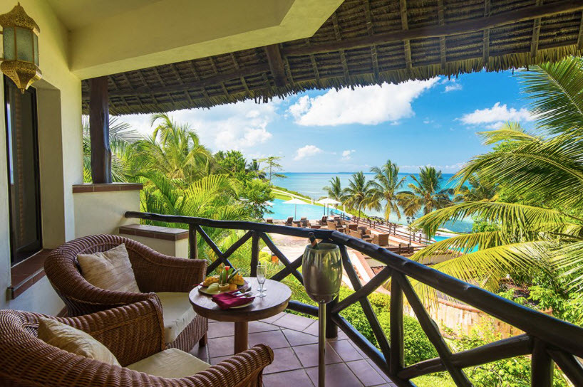 Zanzibar - Hotel Sea Cliff Resort & Spa 5*