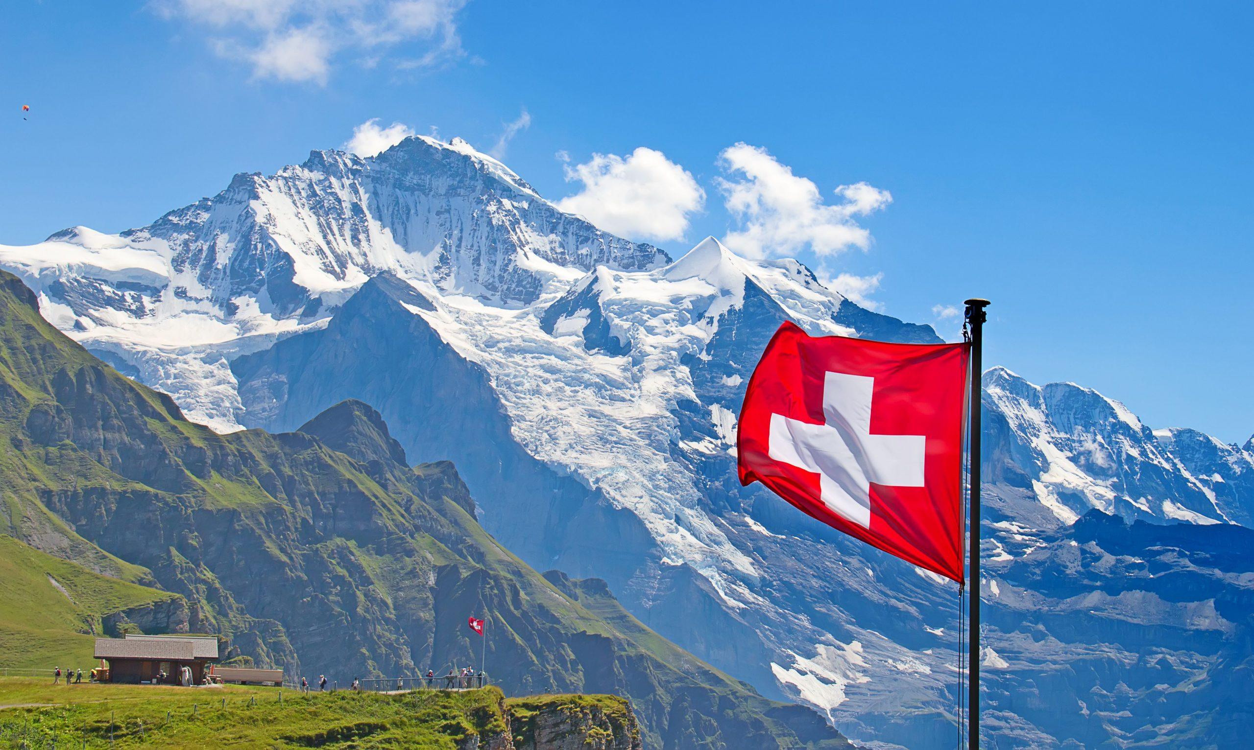 Pogoji vstopa v Švico