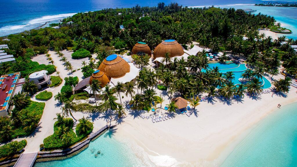 Maldivi - Hotel Holiday Inn Resort Kandooma