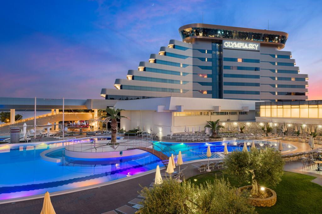 Hotel Olympia Sky 4+, Vodice