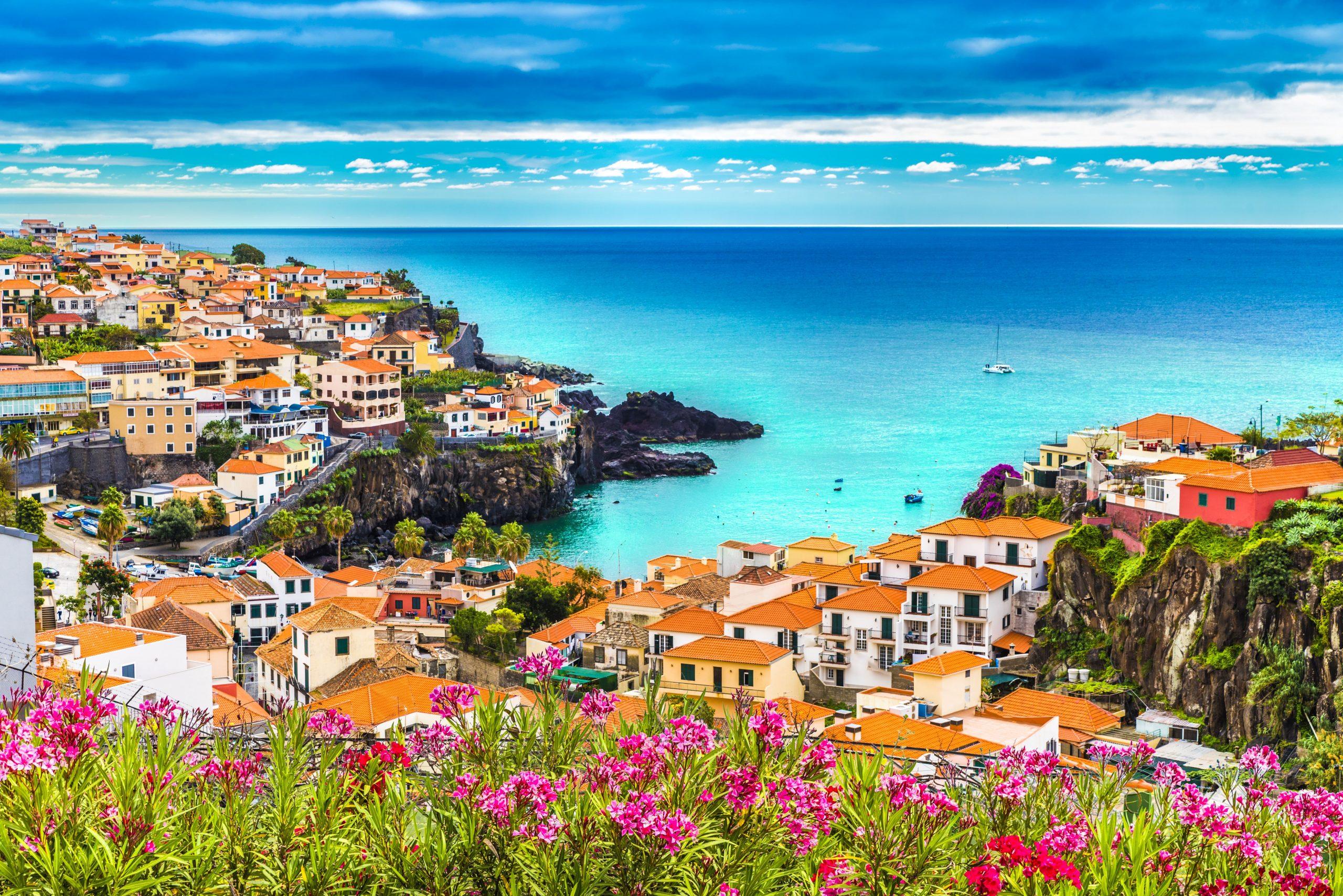 Madeira - čarter iz Ljubljane - samo let