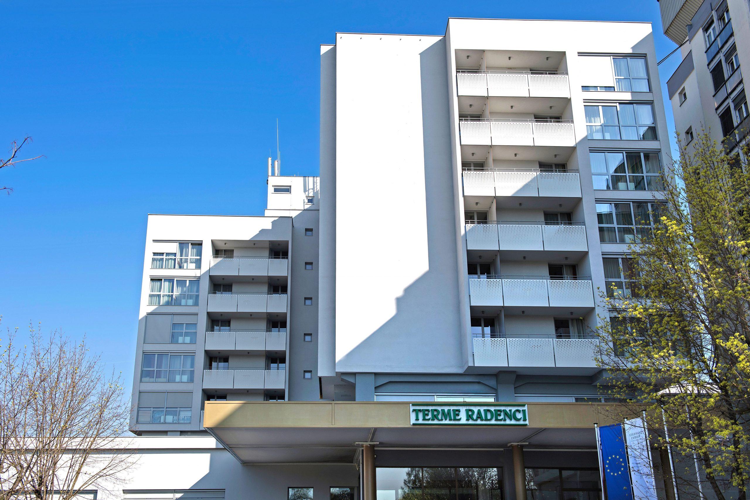 HOTEL RADIN  - Zdravilišče Radenci