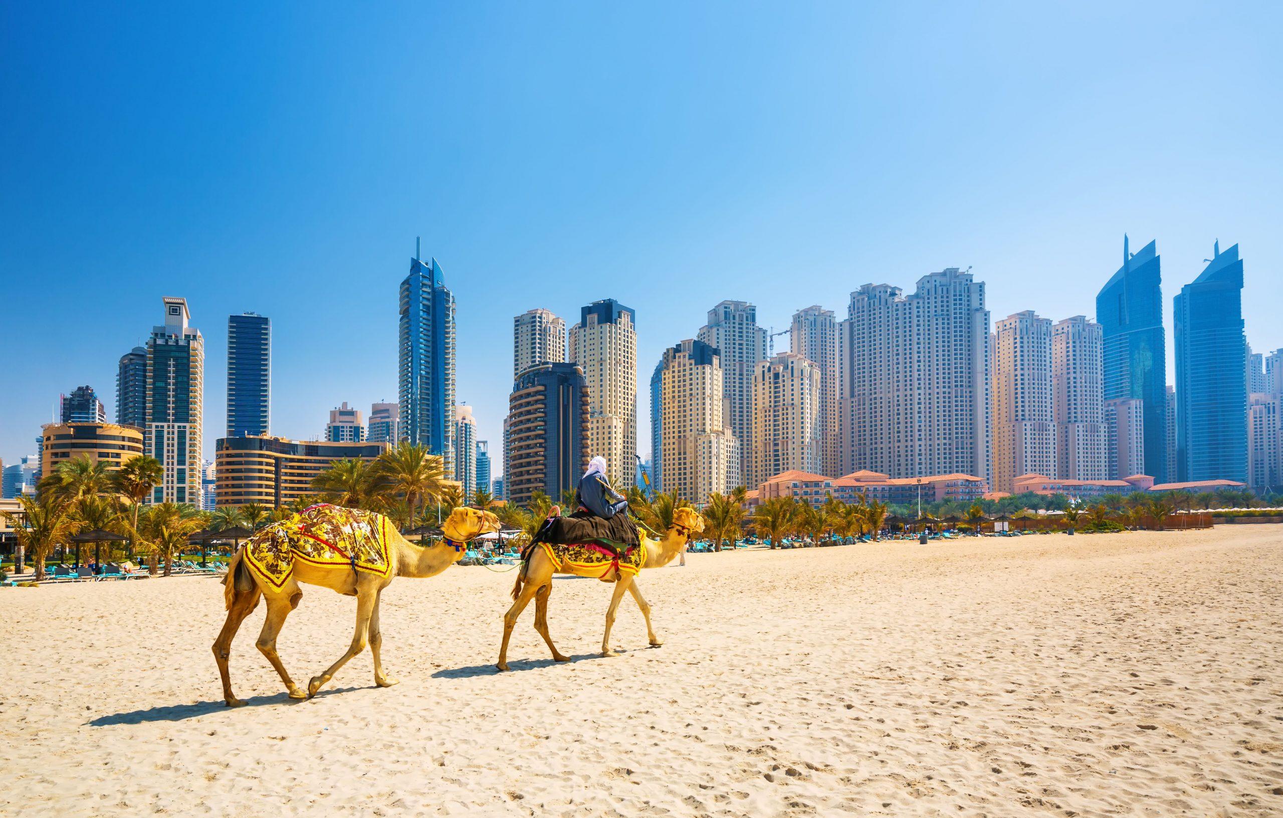 Pogoji vstopa v Dubaj