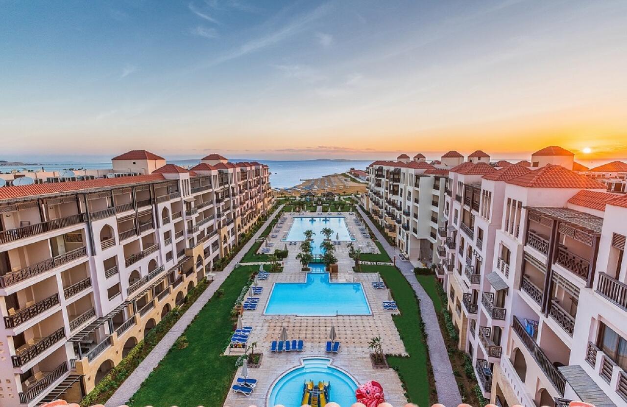 Gravity Hotel Aqua Park Hurgada  5* ( HRG)