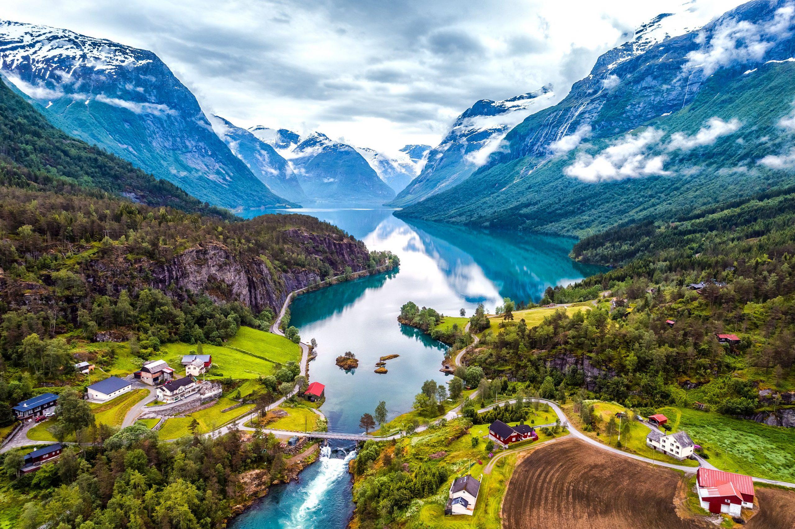 Pogoji vstopa na Norveško
