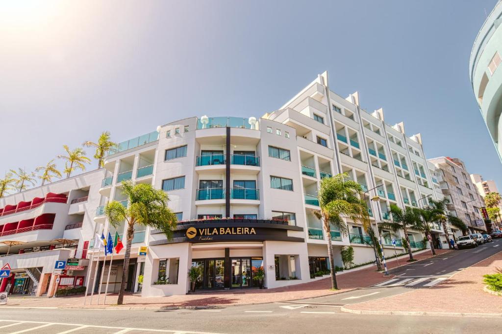 Hotel Villa Baleira 4*, 1/2+1 NZ, Madeira 8 dni -  čarter iz Ljubljane