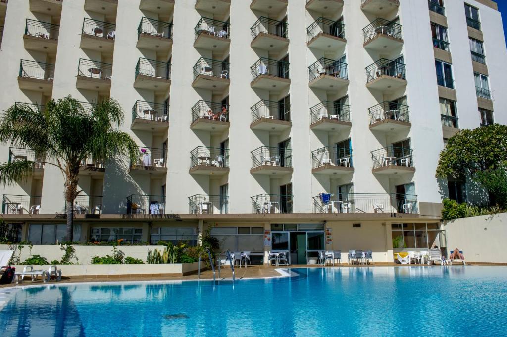 Hotel Dorisol Florasol 3* 1/2+1 NZ, Madeira 8 dni - čarter iz Ljubljane