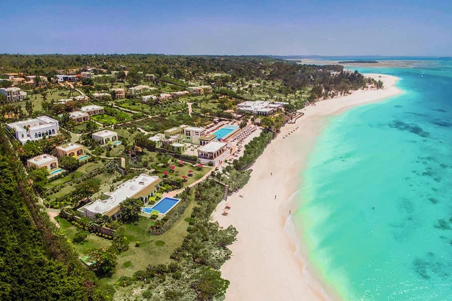 Pogoji vstopa na Zanzibar