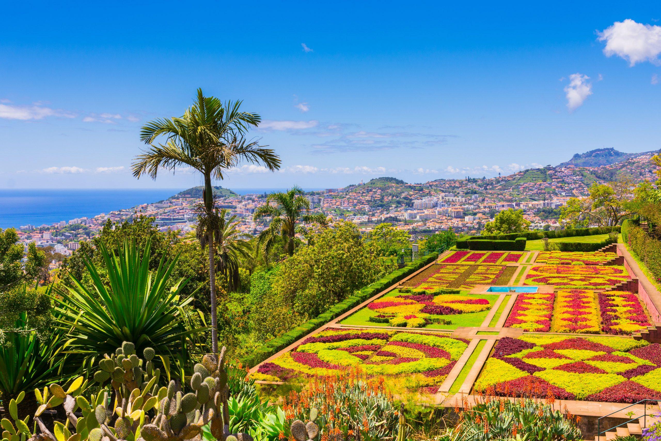 Madeira - nasmeh večne pomladi