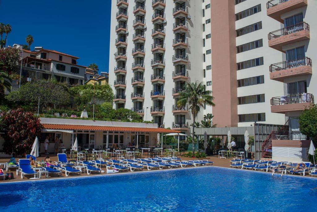 Hotel Dorisol Mimosa 3*, soba 1/2+1, NZ, Madeira 8 dni - čarter iz Ljubljane