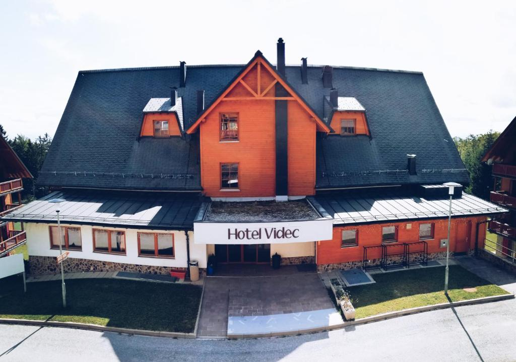 Forest Hotel Videc