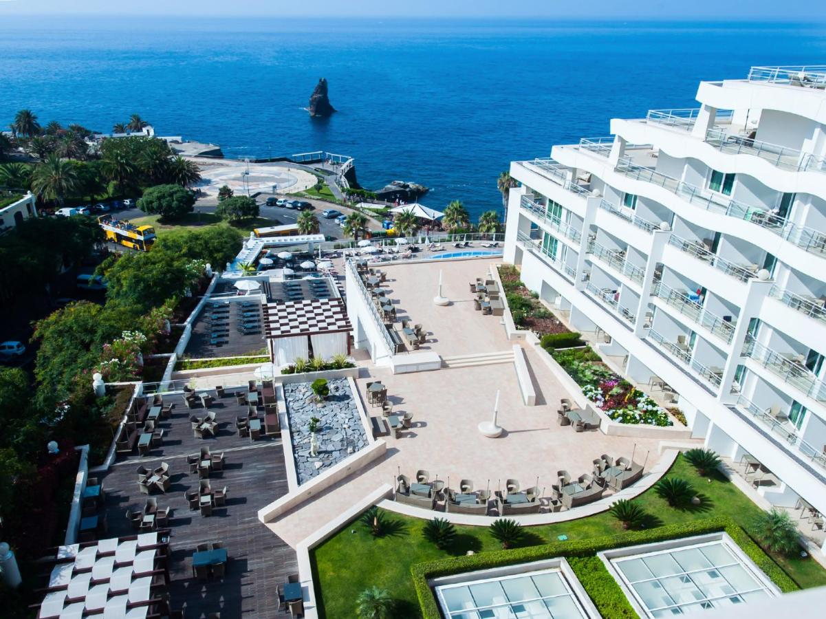 Hotel Melia Madeira Mare 5*, 1/2+1 std morska stran NZ,  Madeira 8 dni -  čarter iz Ljubljane