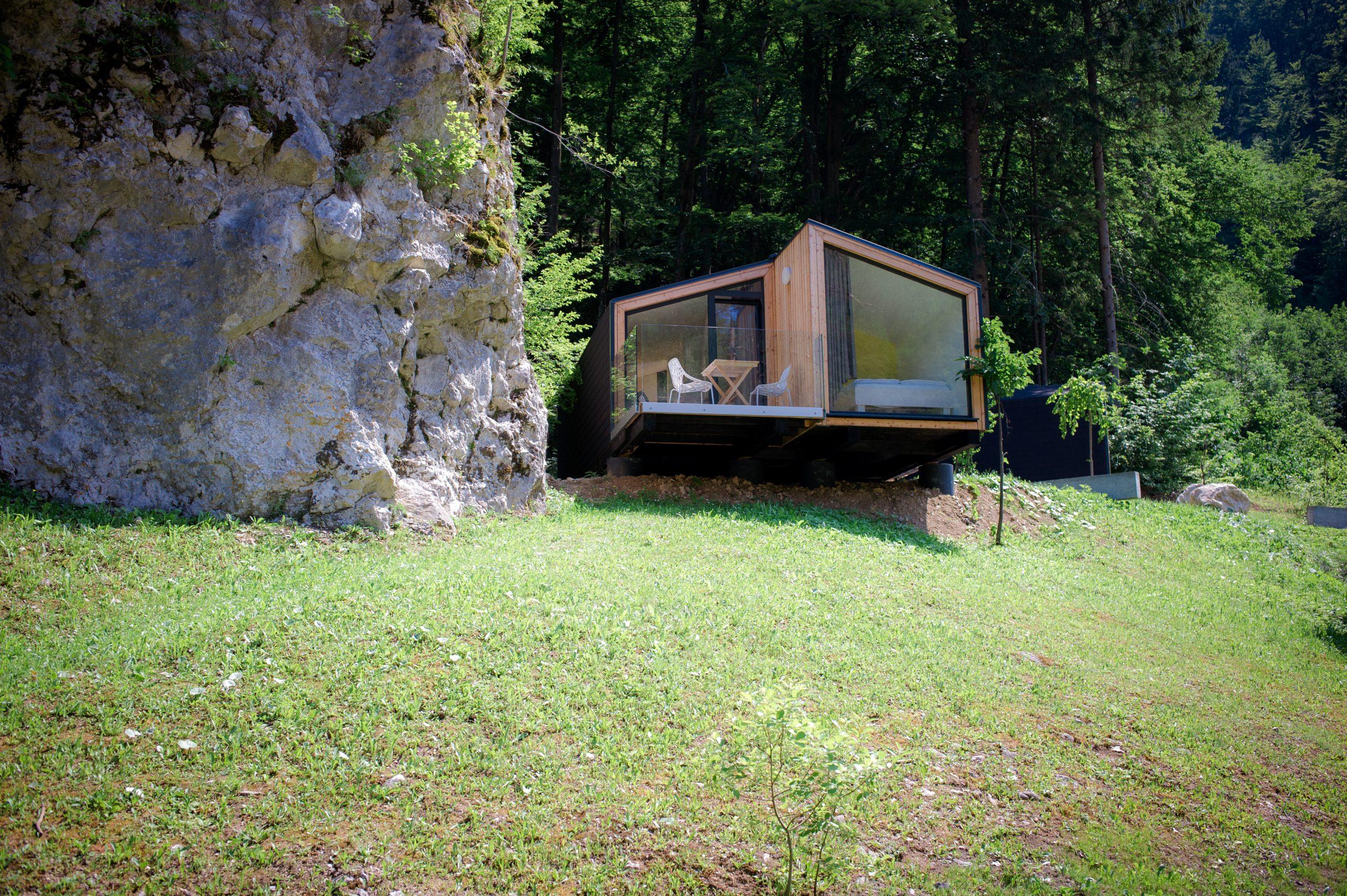 Camping Bled – Družinske hišice