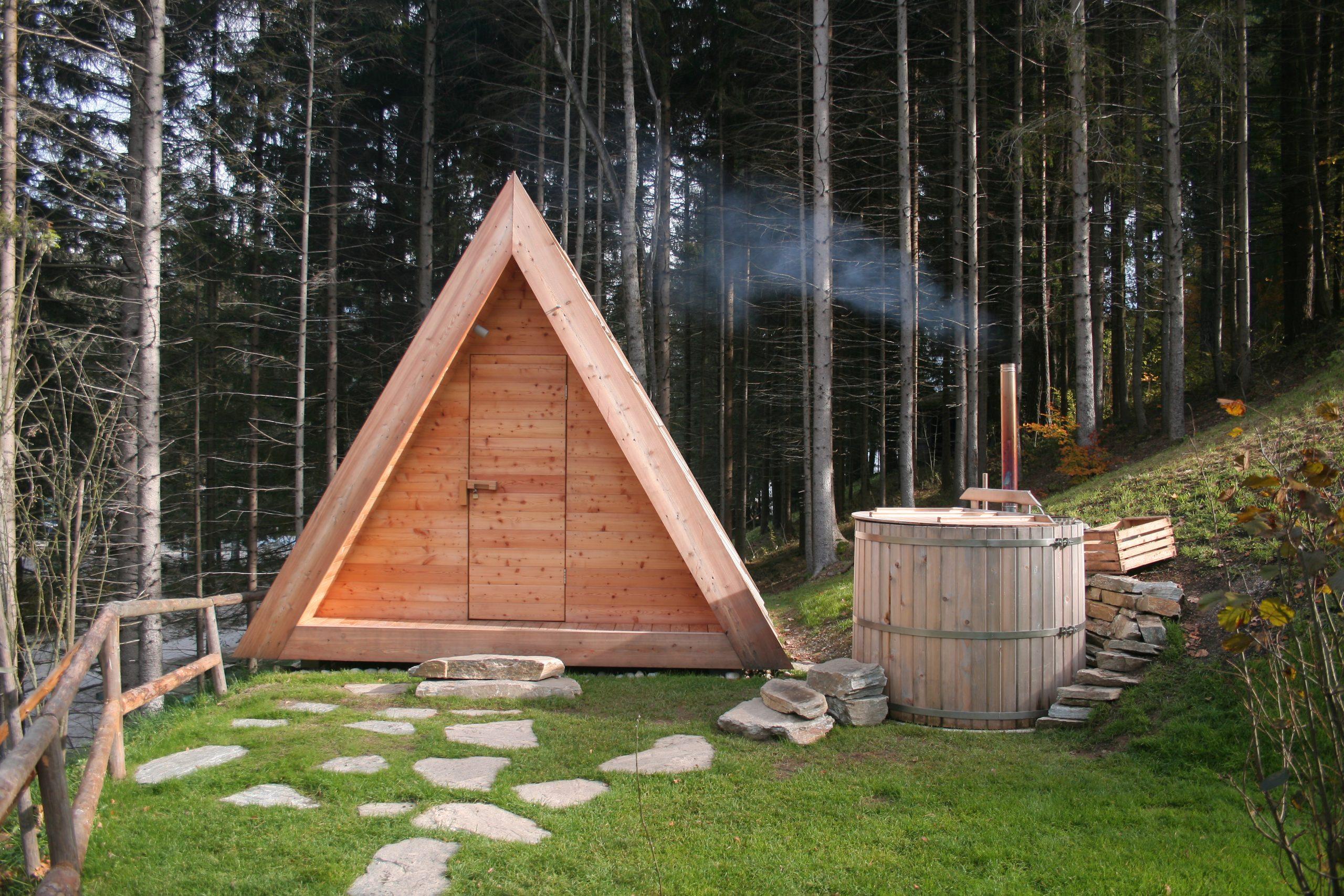 Camping Bled - Glamping gozdne vile