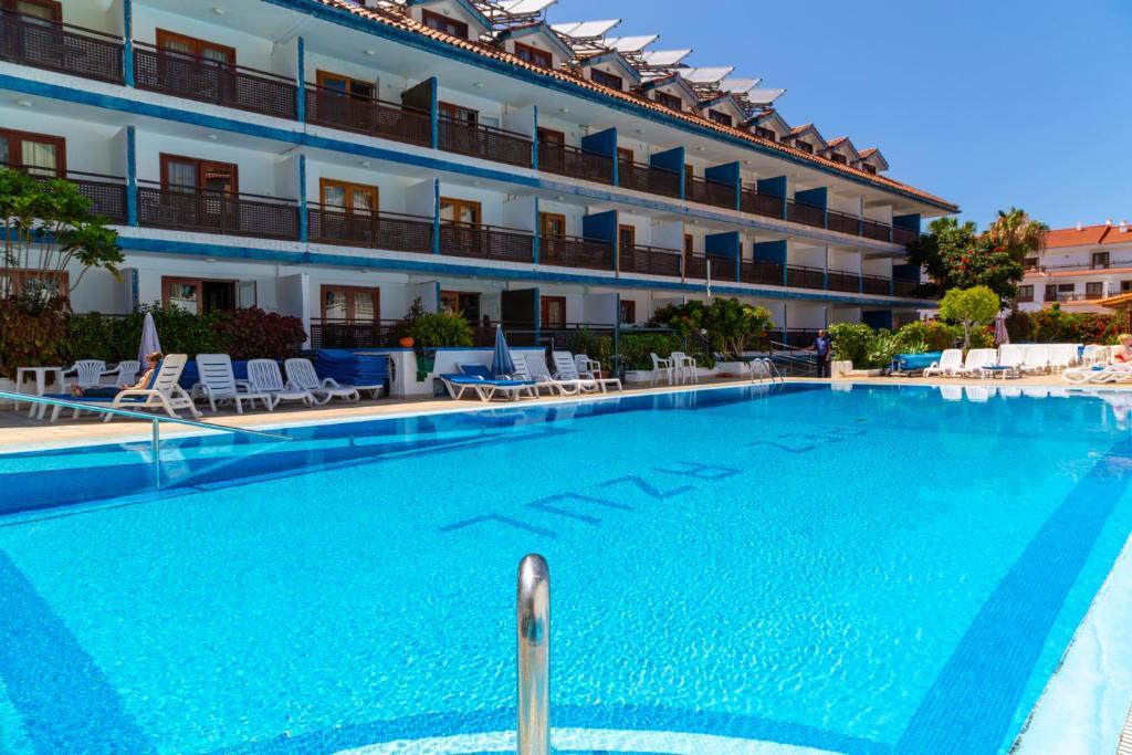 Apartamentos Pez Azul, Studio 1/2+1, Najem,  - Tenerife, 8 dni - čarter iz Ljubljane