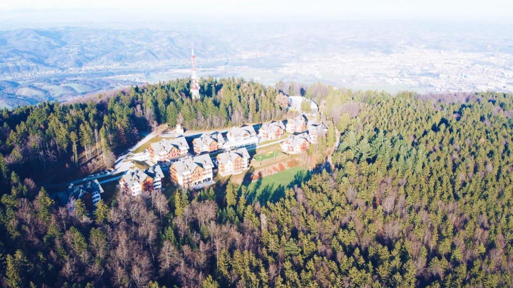 Wellness & Spa Family Apartments Bolfenk, Mariborsko Pohorje