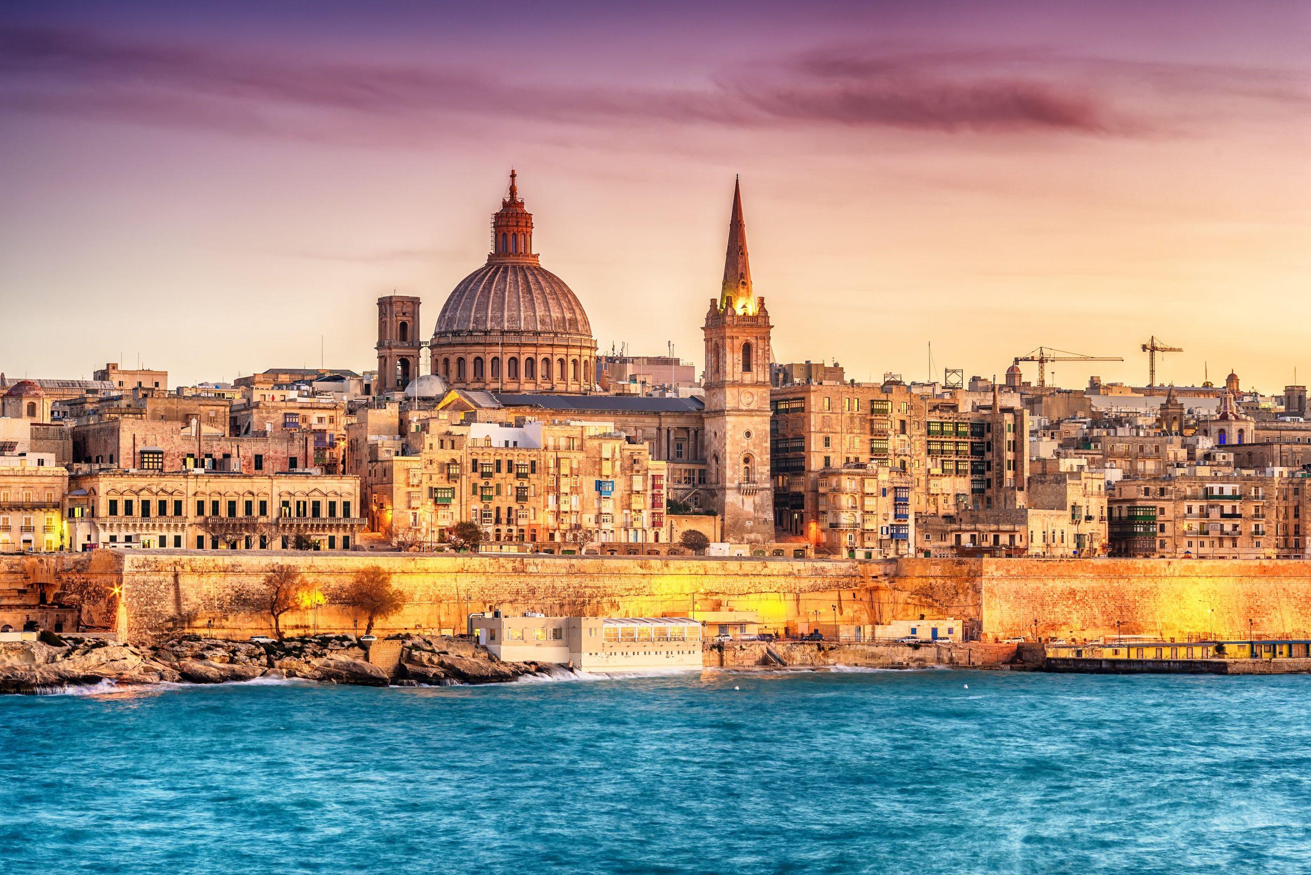Pogoji vstopa na Malto