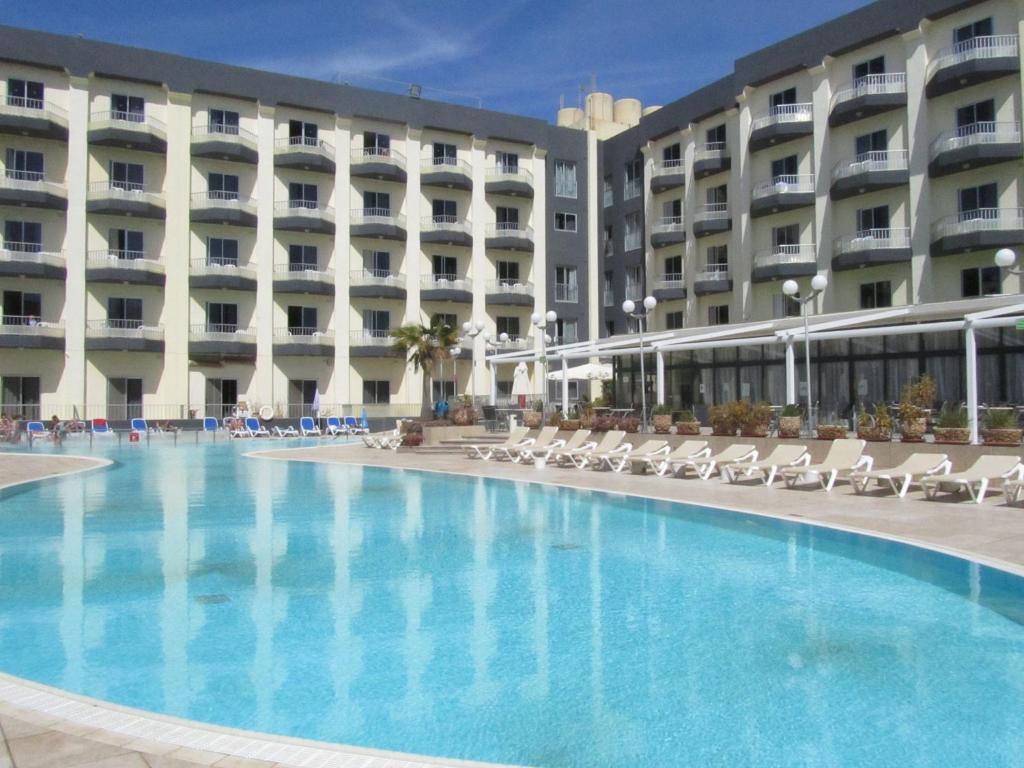 Hotel Topaz 3*, soba 1/2 STD, nočitev z zajtrkom, Malta 8 dni - čarter iz Ljubljane