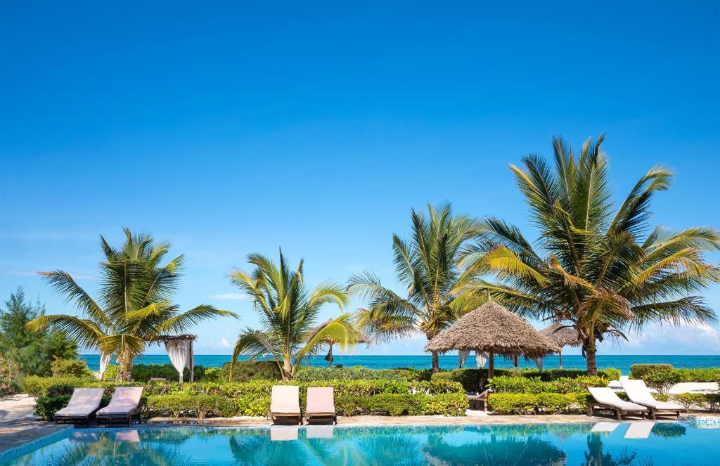 Hotel NEXT PARADISE BOUTIQUE RESORT 4*, std 1/2+1 bazen/vrt, POL,  Zanzibar -  let iz Ljubljane