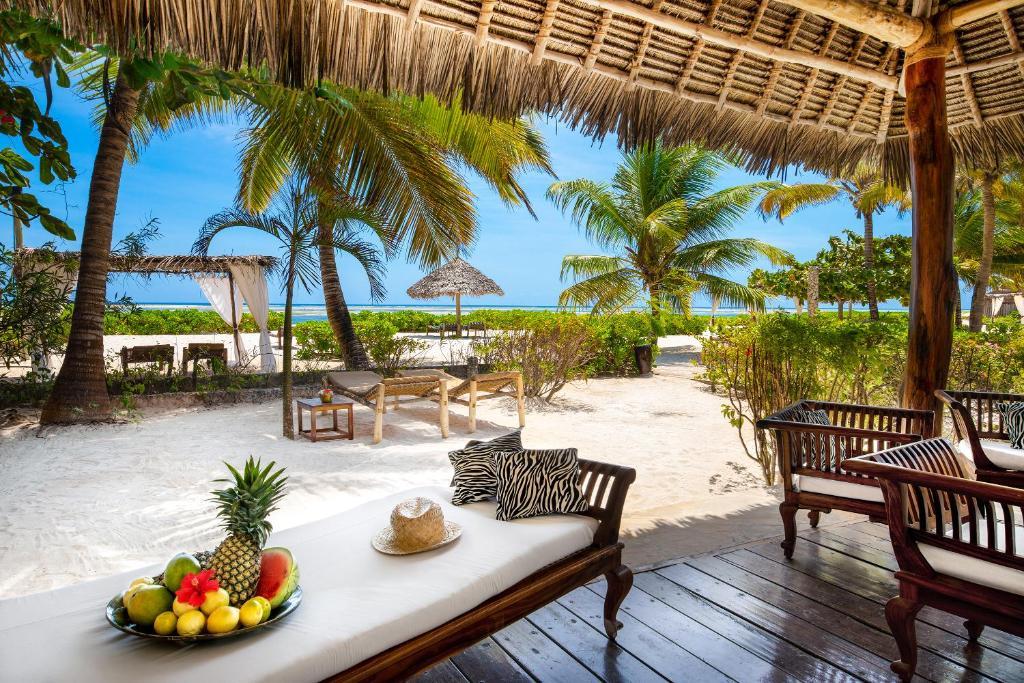 Hotel NEXT PARADISE BOUTIQUE RESORT 4*, FAM 1/2+2 plaža, POL,  Zanzibar 10 dni -  let iz Ljubljane