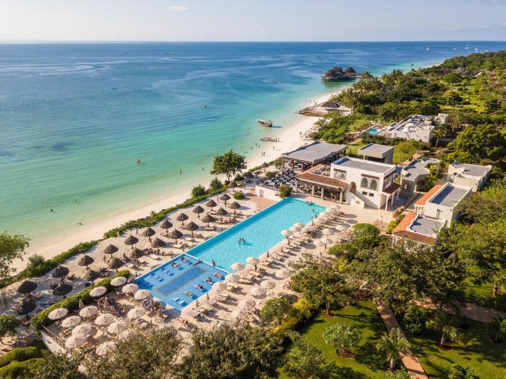 Hotel RIU PALACE ZANZIBAR 5* JUNIOR SUITA 1/2+1, 24 AI  -  Zanzibar 10 dni -  letr iz Ljubljane