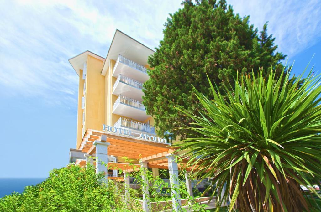 Portorož -<br /> Wellness Hotel Apollo 4*