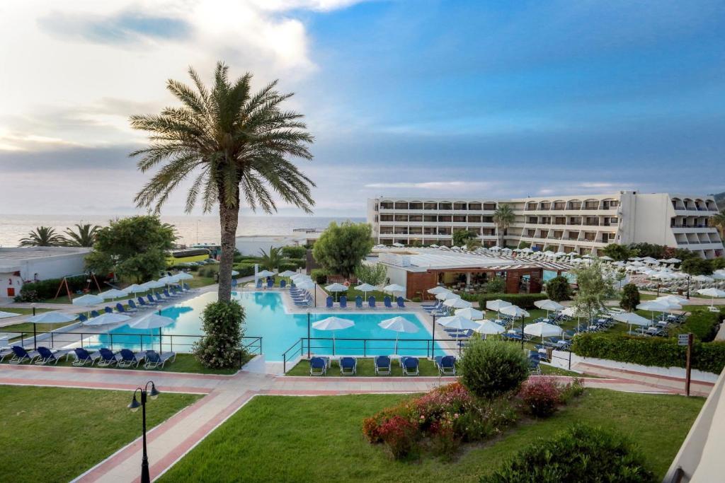 Grčija - Otok Rodos -Hotel Cosmopolitan 4*