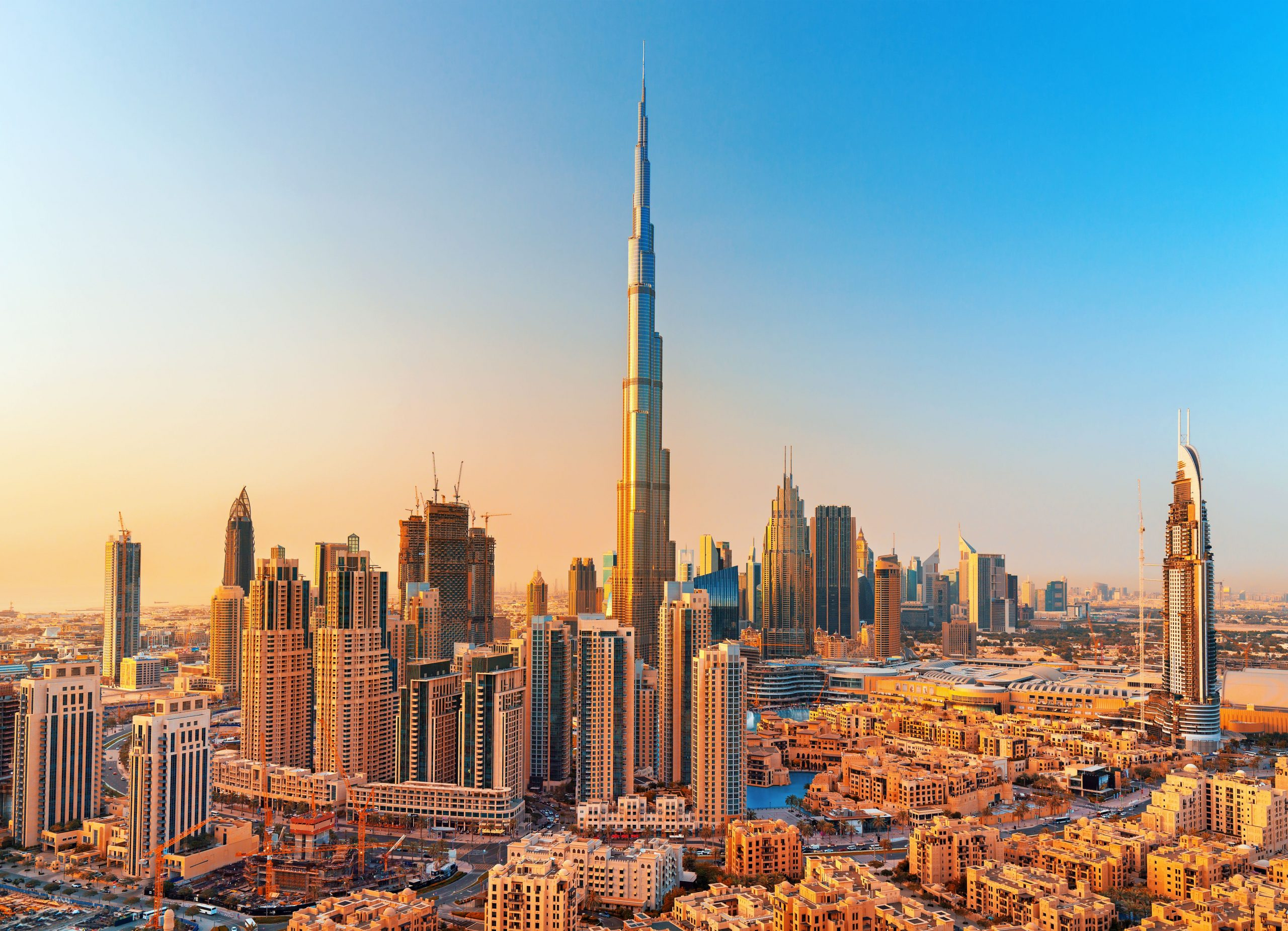 Dubaj - stik preteklosti in prihodnosti 6 dni